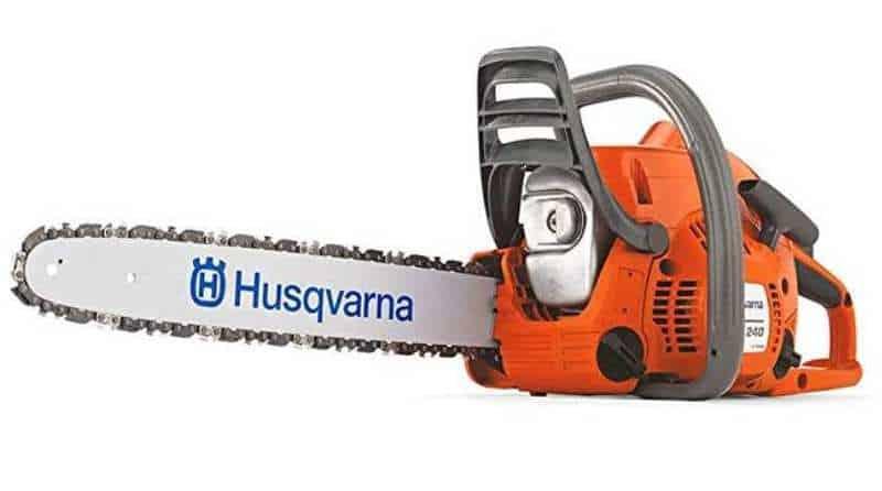 Rear Handle Chainsaw